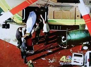 Trasporte de Cadaver de Michael Jackson